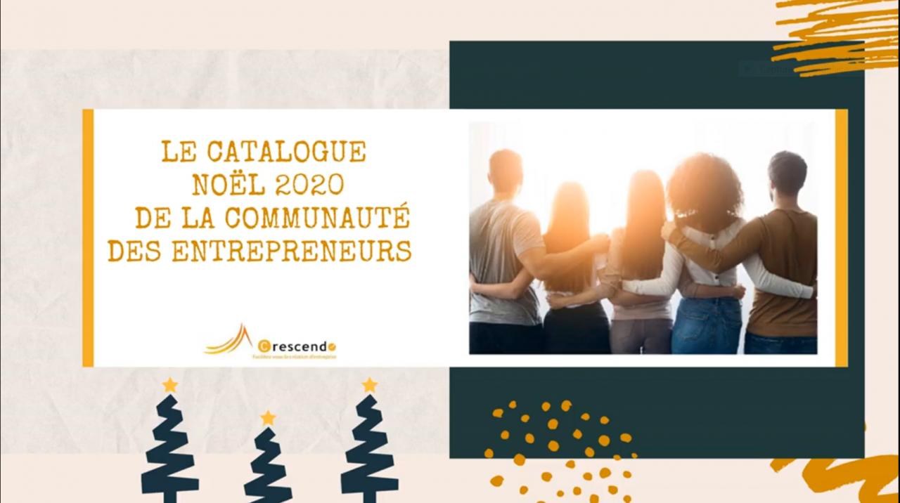 catalogue entrepreneurs Crescendo en Isère